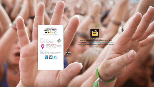 WedealApp – Startup