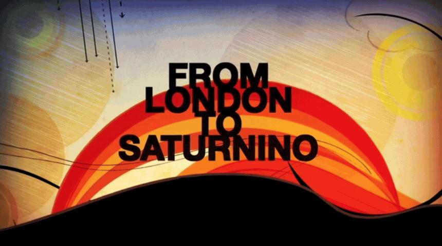 Recording music with Saturnino
