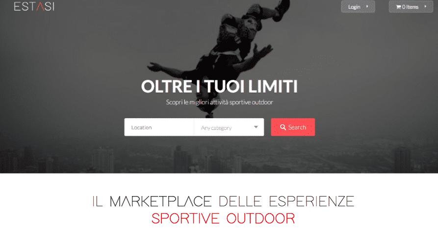 Estasi Sport – App
